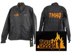 Tough Mudder Embroidered Apparel