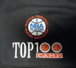 NBA Top 100 Camp Gear