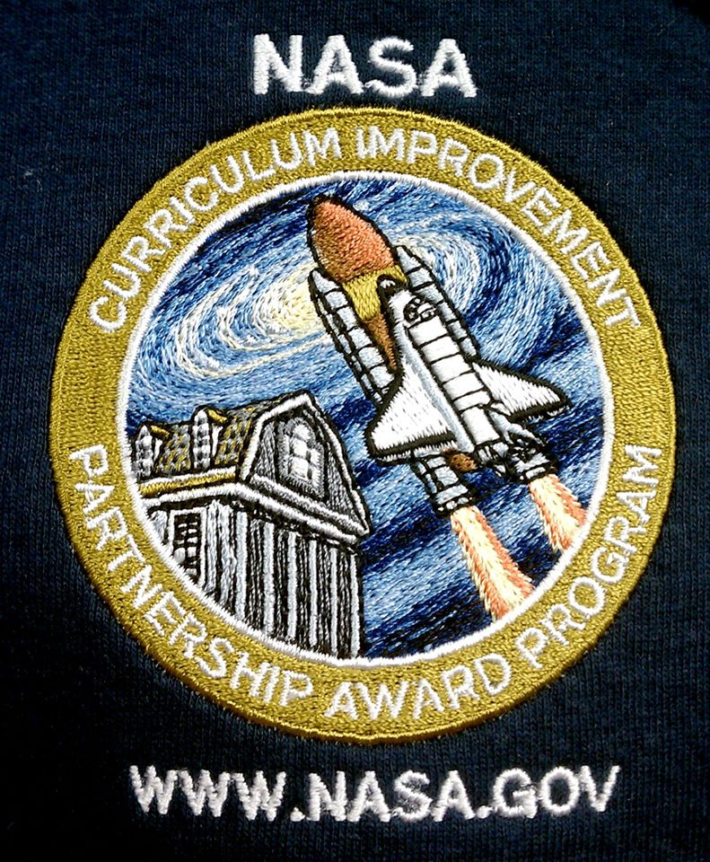 NASA Embroidery Award Winning APISOURCE
