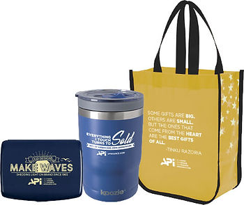 Creative promotional products make lasting impressions and provide exposure
