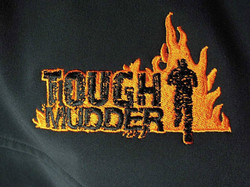 Tough Mudder Embroidery