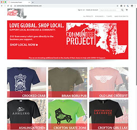promotional products ecommerce company store optimized for mobile, tablet, and desktop B2B retail websites