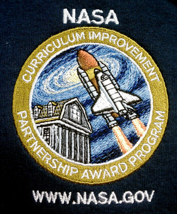 NASA Program Embroidery