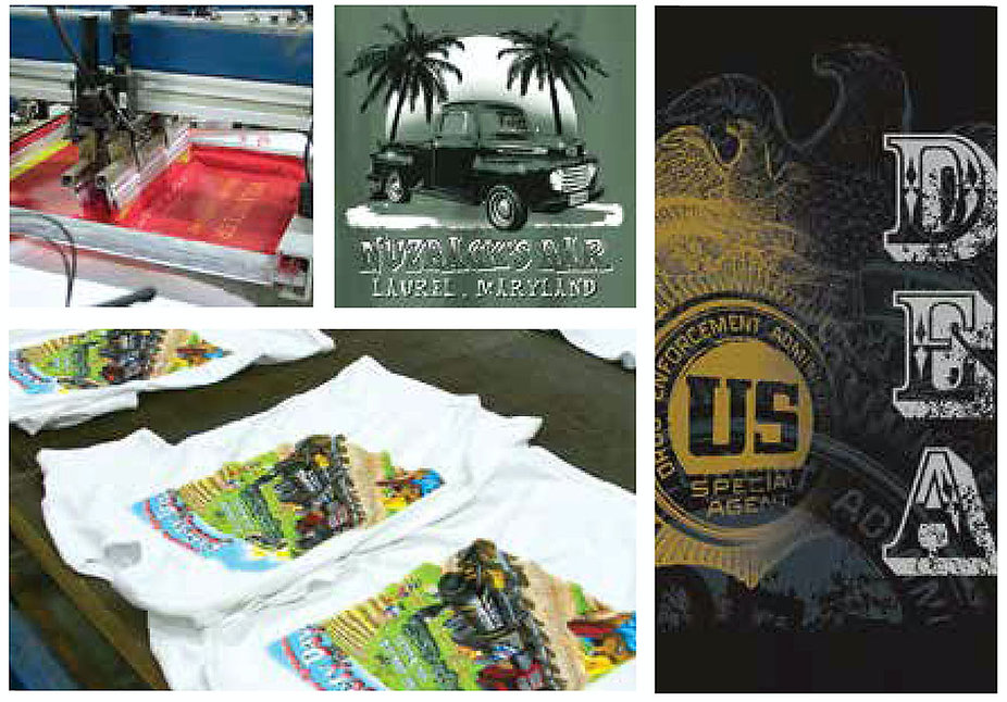 API Screen Printing Custom Apparel