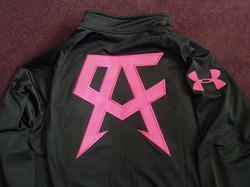 UA Team Canelo Warm Up Robe