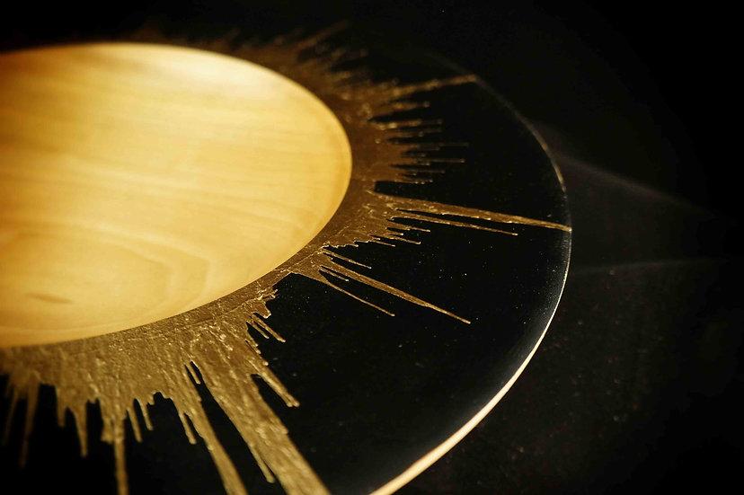 Colour Splash Poplar Platter