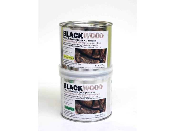 BLACKWOOD 500 + 500 g