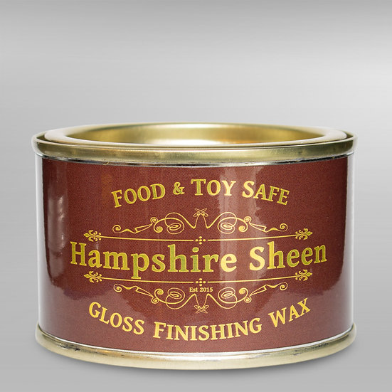 Gloss Finishing Wax (Food & Toy Safe)