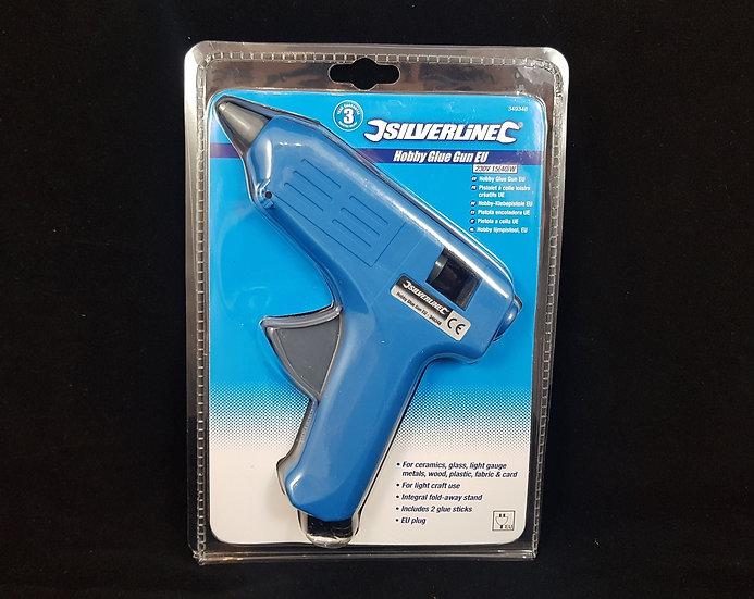 40 watt hot glue gun !