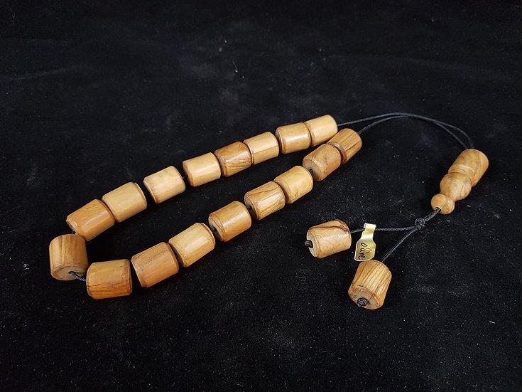 Olive wood Kompoloi ( worry beads )