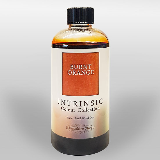 Burnt Orange Intrinsic Colour 250ml