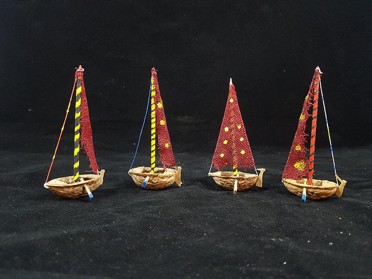 Little walnut boat #4