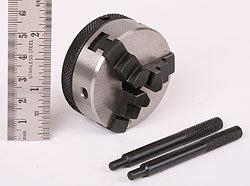 50mm 3-jaw scroll chuck