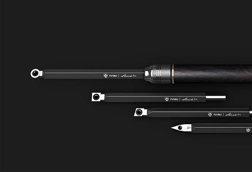 Nagu Shark PRO Carbide Turning Tools Set