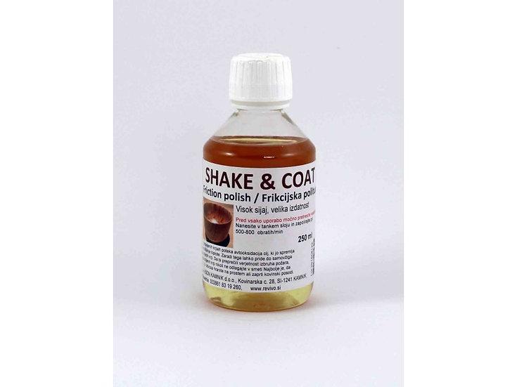 SHAKE & COAT friction polish 250 ml