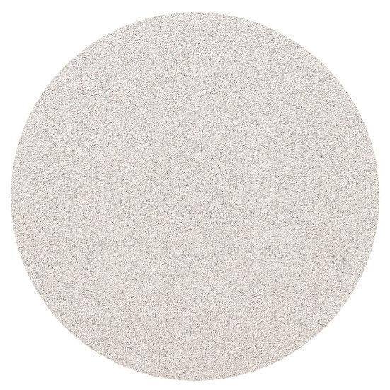 P100 φ125 Velcro Abrasive white line