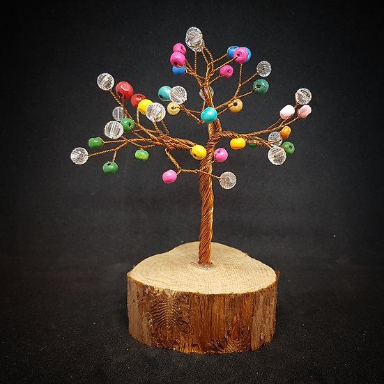 Multi colour #2 tree of life