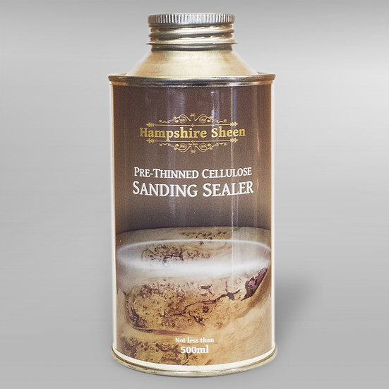 Pre-Thinned Cellulose Sanding Sealer