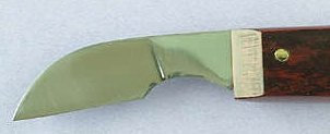 Chip Knive 6019 curved blade