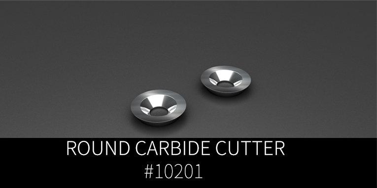 Nagu tools round carbide cutter !