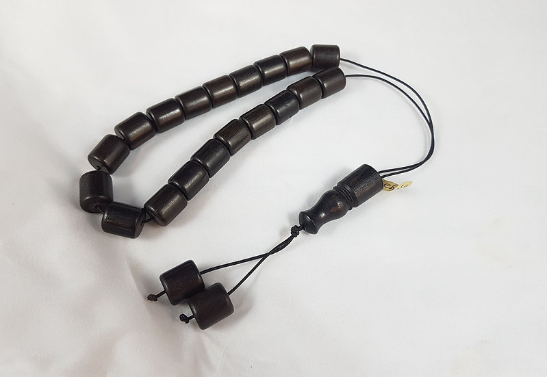 Ebony Kompoloi ( worry beads )