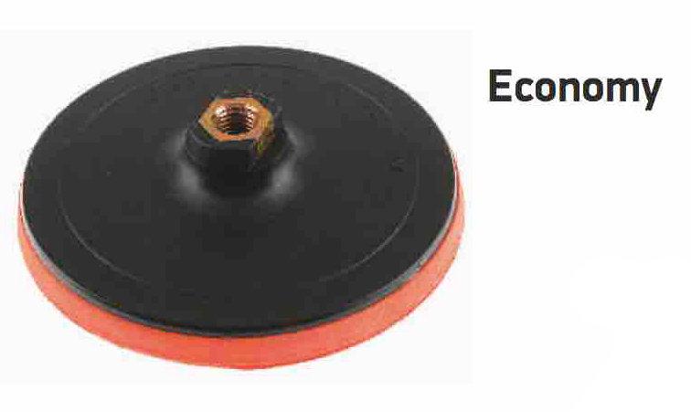 Φ125 Economy PU backing pad for angle orbital sanders