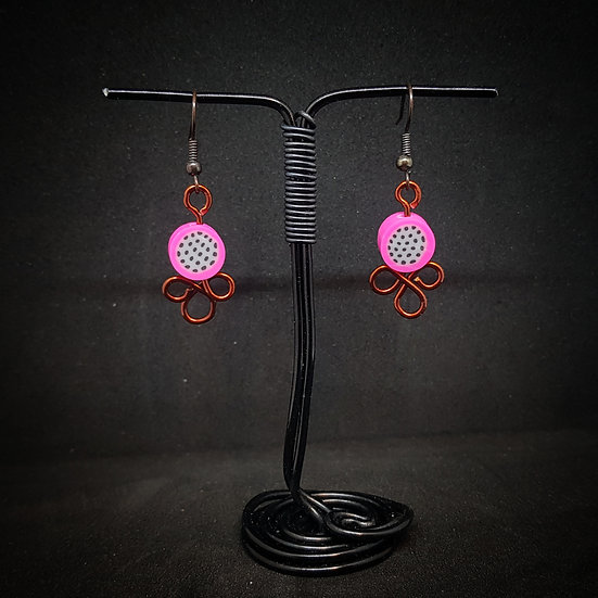 Frutti earrings