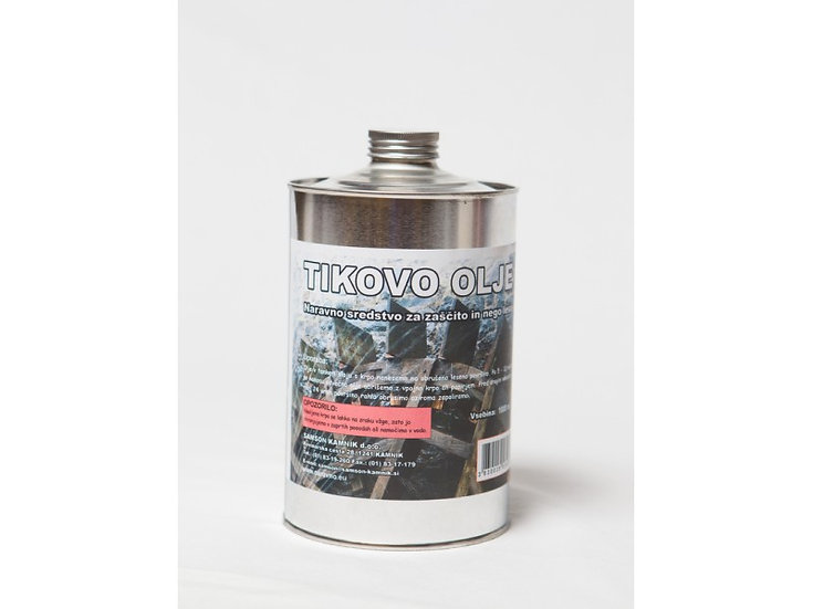 TEAK OIL especially suitable for outdoor exotic wood 1l