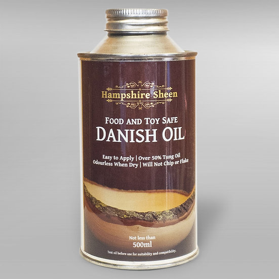 FOOD & TOY SAFE DANISH OIL