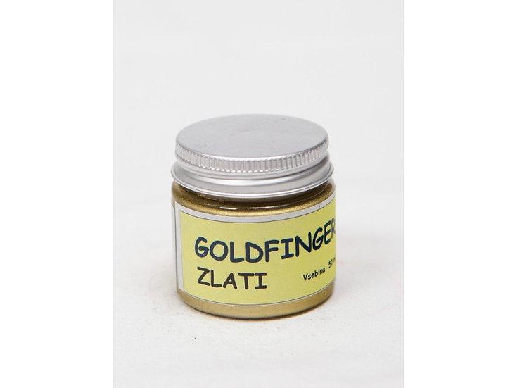 GOLDFINGER GOLD gilders wax paste 50 ml