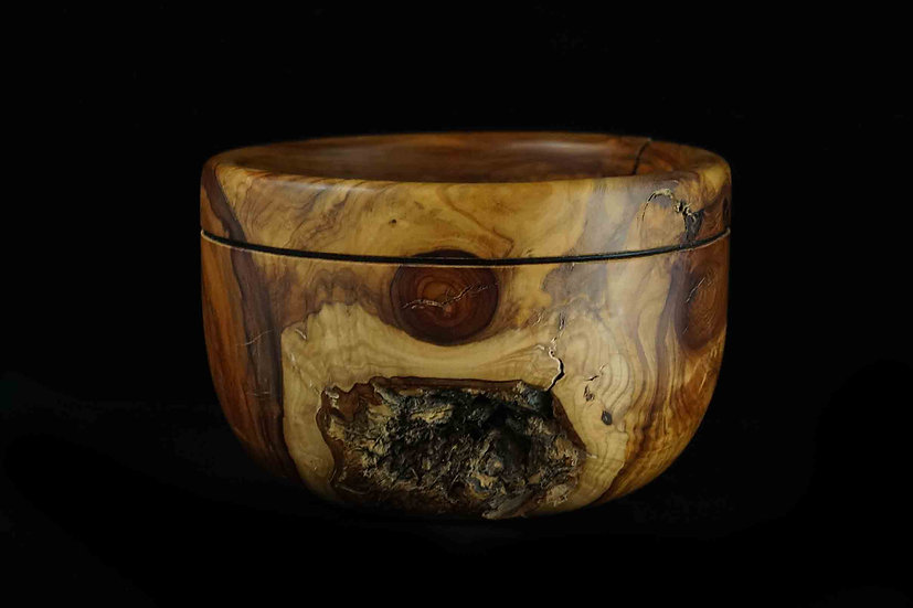 Olive root bowl