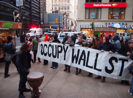 Occupy Wall Street: The Making of a New World