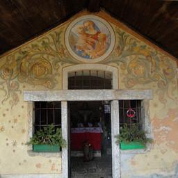 Shrine, Italian Alps