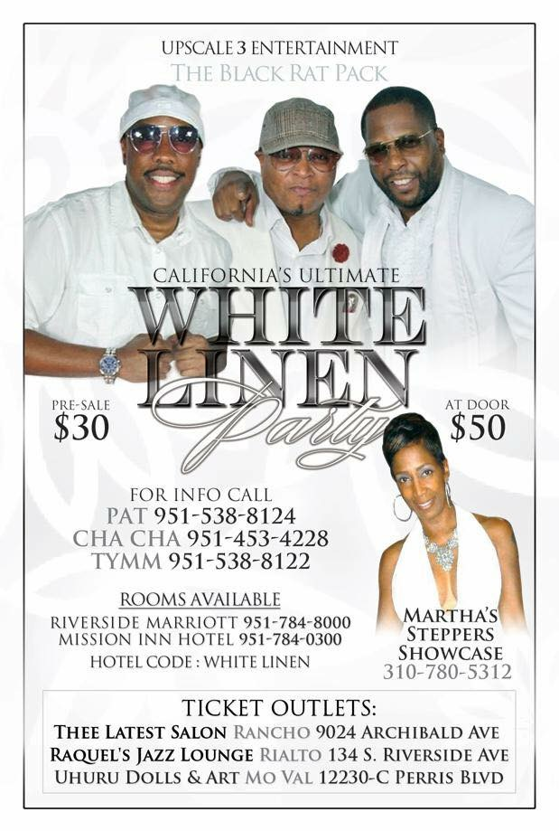 Labor Day White Party