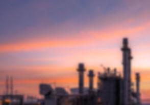 Energy power plant of industrail refiner