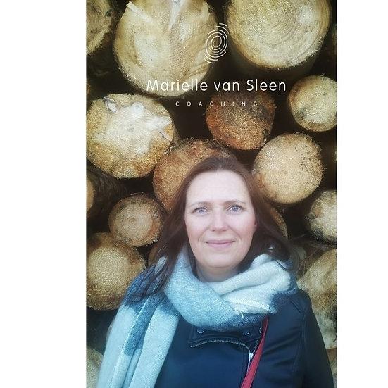 Wandelcoaching: strippenkaart 3x