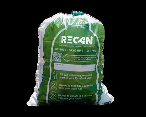 RECAN bag x 12