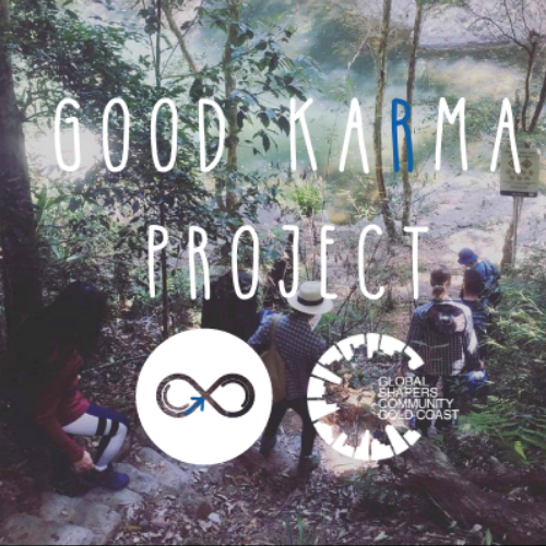 """""""Good Karma Project"""" by Global Shapers Gold Coast"""