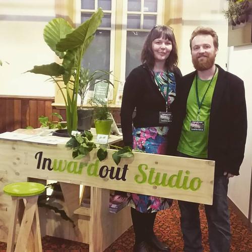 Ludovic and I at Blooming Tasmania.jpg