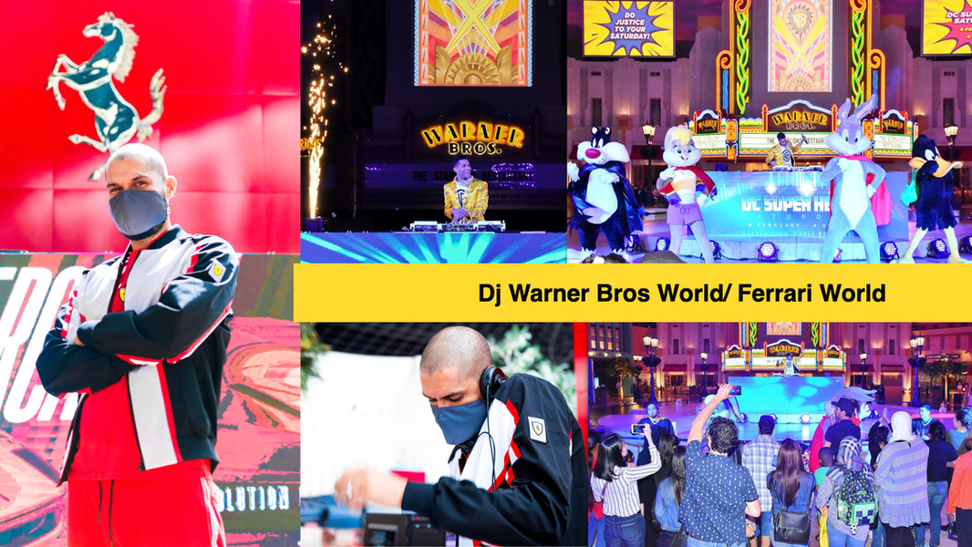 Dj Warner Bros. World
