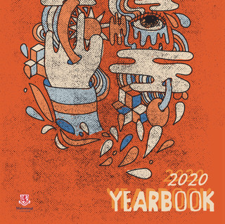 YEARBOOKS 1950-2020