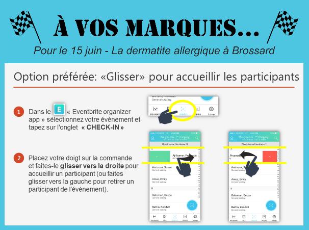 FRENCH eventbrite guide
