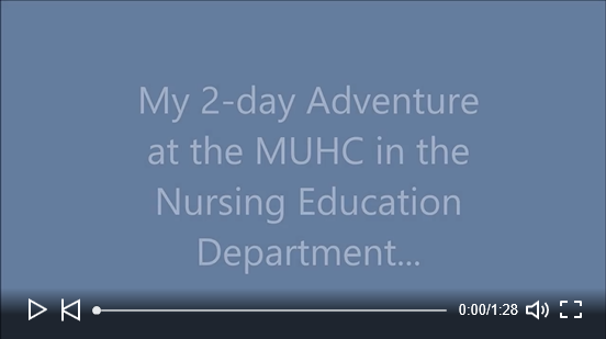 muhc nursing education
