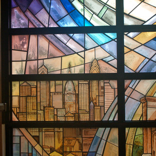 Convent Stained Glass