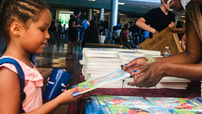 Christian Book Give Away at Public School Event!
