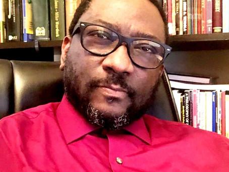 Rev. Dr. Dayo Brown, Board Treasurer