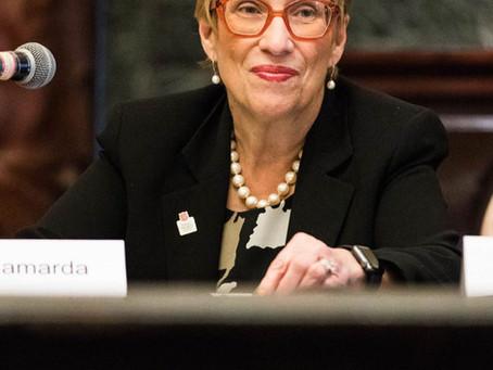 Rev Bonnie Camarda, Board Chair
