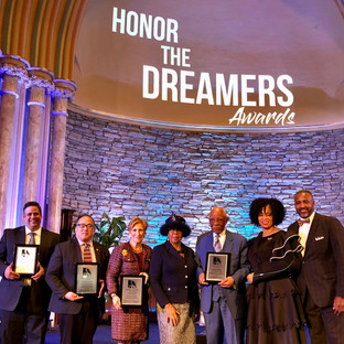 Honor the Dreamers Award Recipients