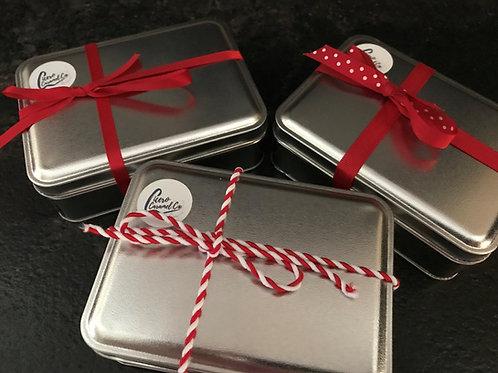 Caramel Tin- Assorted Flavors