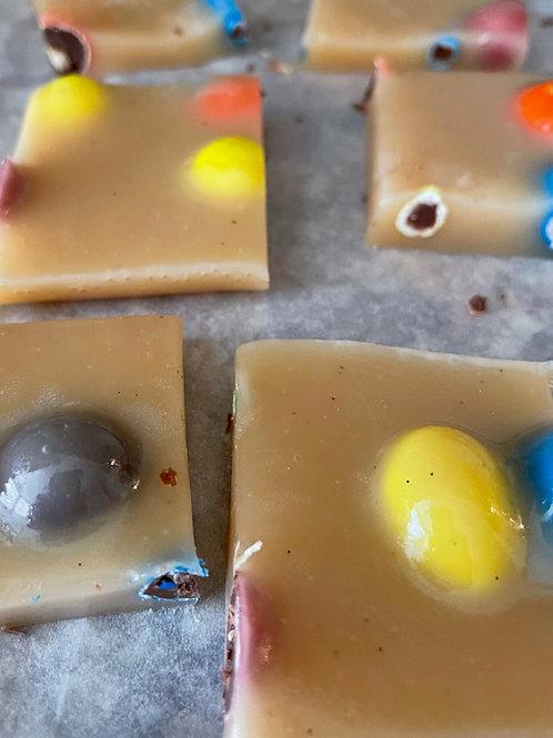 Peanut Chocolate Candy Shell Soft Caramel